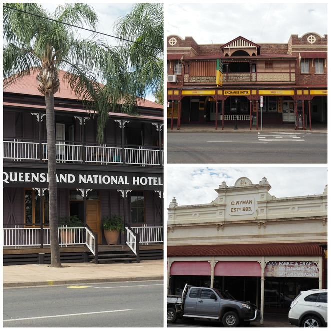Old Laidley, historic buildings
