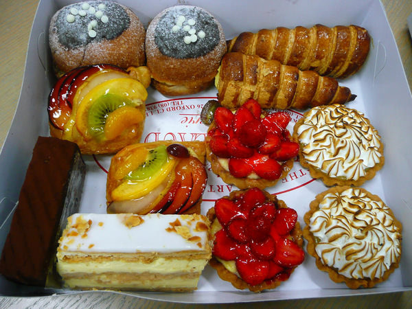 patisserie, pastries, french food, cake
