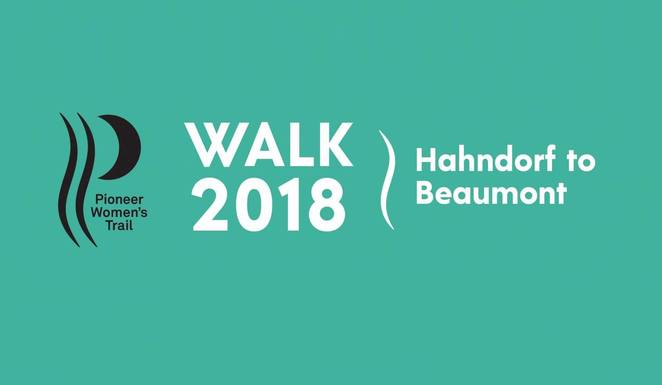 pioneer women's trail walk 2018, hahndorf, beaumont, german women settlers, lutheran refugees, prussia, religious persecution, beaumont house, bridgewater, stirling, eagle on the hill, the hahndorf institute, onkaparinga river, verdun, bridgewater, cox's creek, mt george conservation park, stirling, crafers, cleland conservation park, old bullock gtrack, burnside, live music, community event, fun things to do, produce market, picking olives, davenport olive grove