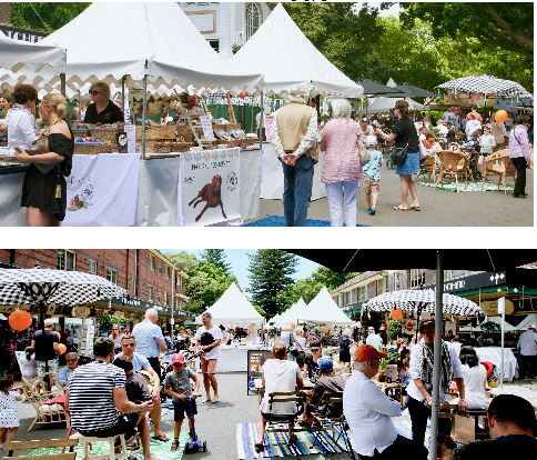 plumer road village fair, markets rose bay, rose bay shopping, rose bay events
