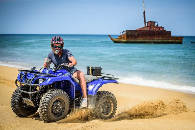quad bike king, bobs farm, nelson bay, port stephens, NSW, nelson bay activities, fathers day, fathers day venues, attractions,