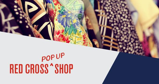 red cross pop up shop, community event, fun things todo, melbourne town hall, red cross shops, charity, fundraiser, womens clothing, mens clothing, chilrens clothing accessories, designer clothing, upcycled, recycled, repurposed, australian red cross