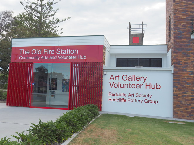 redcliffe fire station gallery, fire station, history, heritage listed