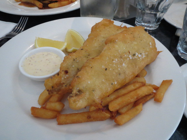 Reepham Hotel, Fish and Chips, Adelaide