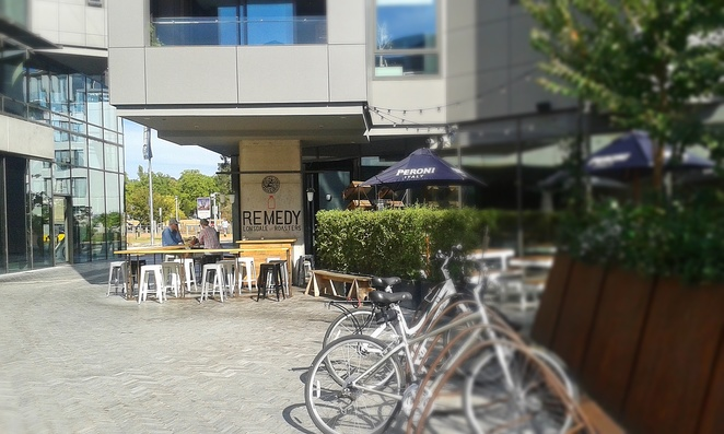 remedy, kingston foreshore, canberra, lonsdale street coffee, roasters, lunch, breakfast, hole in the wall,