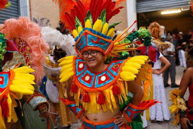 Rio carnival, West End Carnival, Boundary St Carnaval, what's on February brisbane, brisbane events February