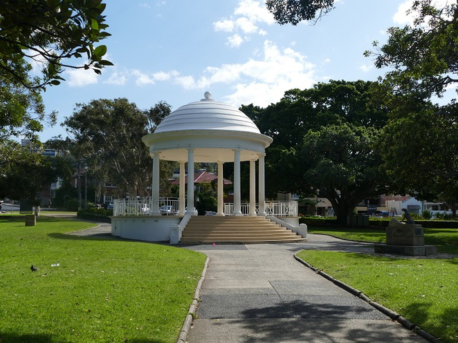 rotunda balmoral beach nsw