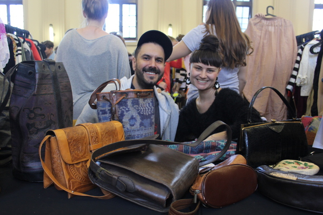 Round She Goes, Marrickville, Vintage, Pre-Loved, Market, Clothing, Fashion, Jewellery, July 2014