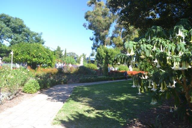 Sacred Garden, The Monastery, Good Friday, Stations of the Cross, Urrbrae, garden