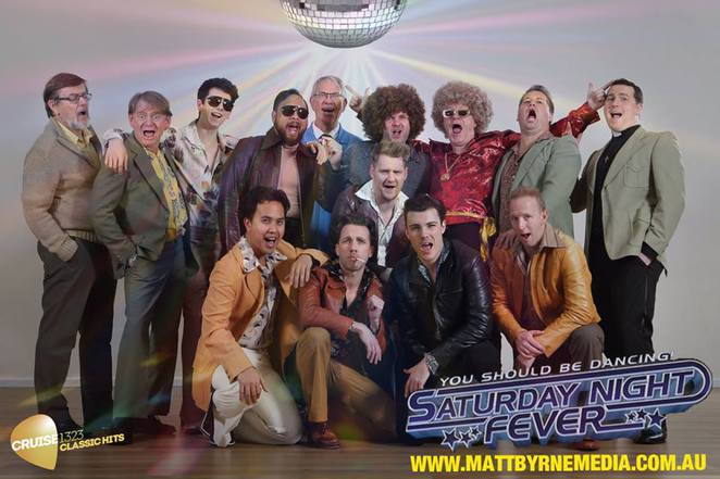 Saturday Night Fever, Adelaide, Matt Byrne Media, 70s, performance, play, theatre in Adelaide, July, SA, John Travolta, Bee Gees, Arts Theatre, music, dance, singing, acting, actors, shows to see in July, things to do in July, 2017, events in the city