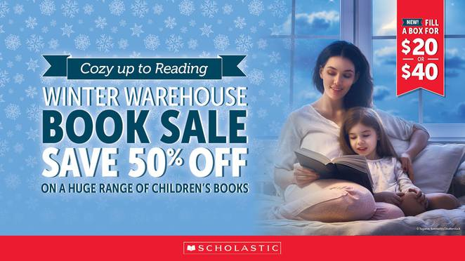 Scholastic Children's Book Sales
