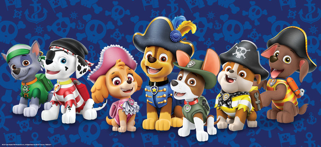 Image Courtesy of the Paw Patrol Live website