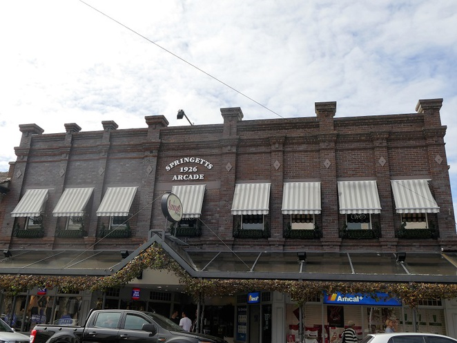 Springetts Arcade Bowral southern highlands NSW