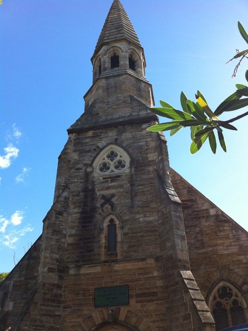 St Andrews Church Balmain