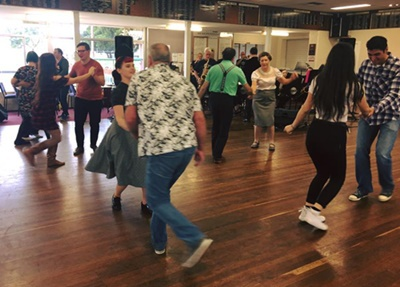 Swing,dance,classes