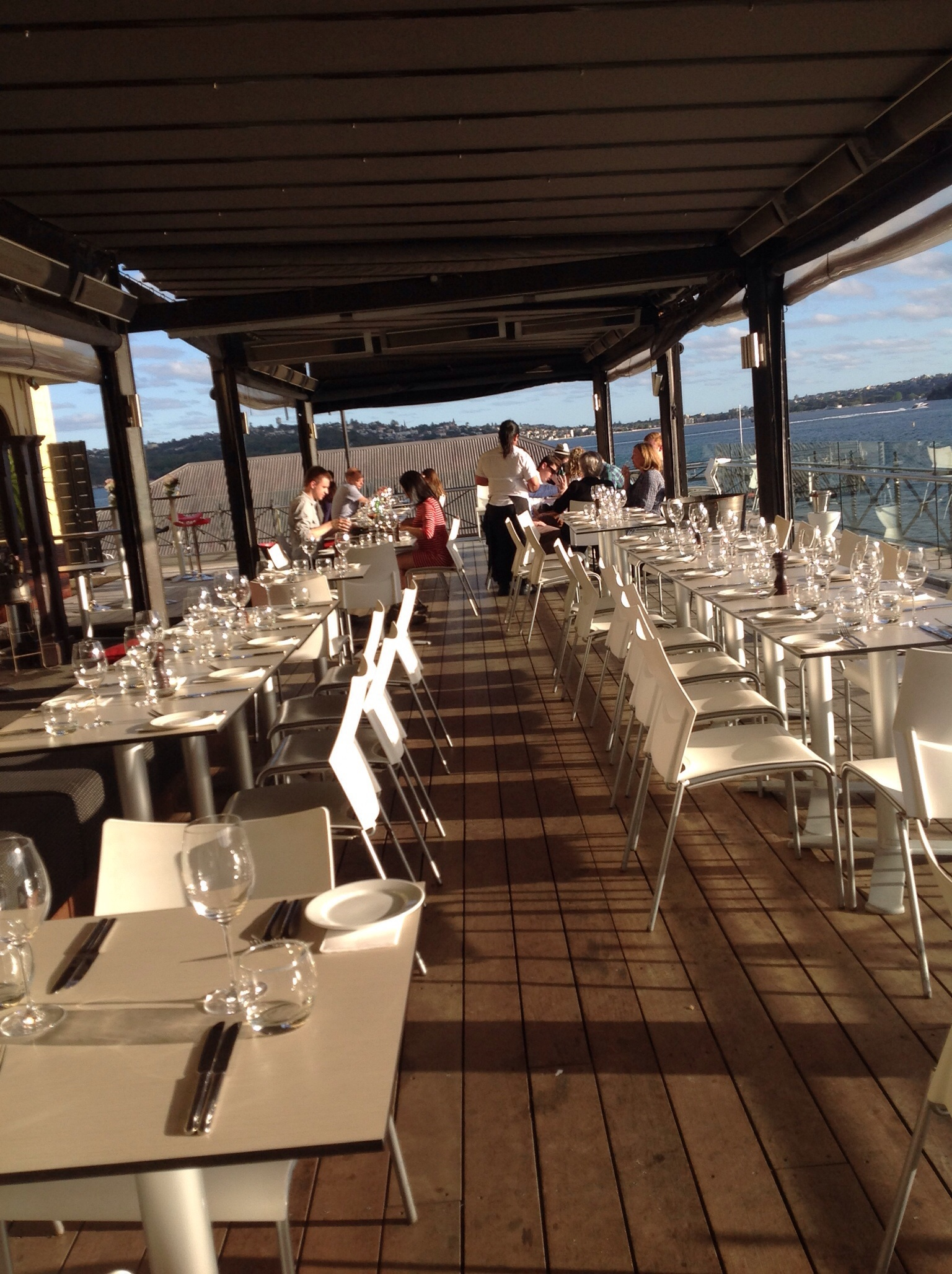 ripples restaurant chowder bay sydney. Black Bedroom Furniture Sets. Home Design Ideas