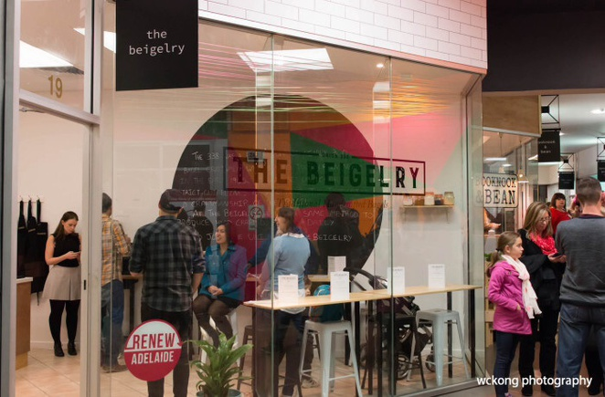 The Beigelry renew Adelaide Topham Mall