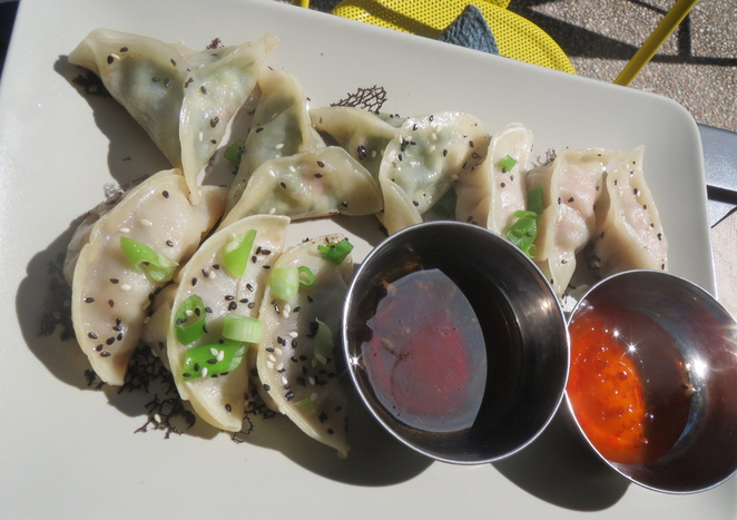 The Classic, Daughter's Favourite, Where's the Beef? Dumplings @ The Chef's Daughter