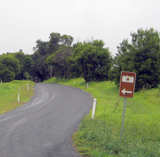Spring Creek Road is a great scenic drive between Boonah and Killarney