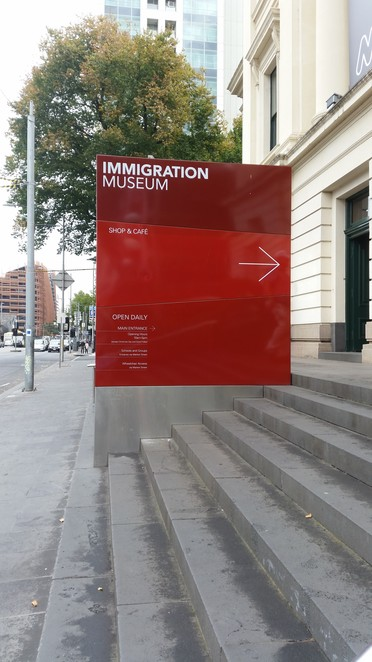 The Immigration Museum