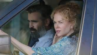 The Killing of a Sacred Deer, Colin Farrell, Nicole Kidman, Yorgos Lanthimos, Barry Keoghan, Alicia Silverstone, movie, film, film review, suspense thriller, horror, Greek mythology, black comedy, Madman Films, cinema, new release