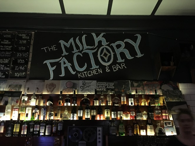 The Milk Factory and Bar