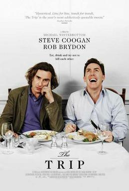 The Trip, Steve Coogan and Rob Brydon, best UK series