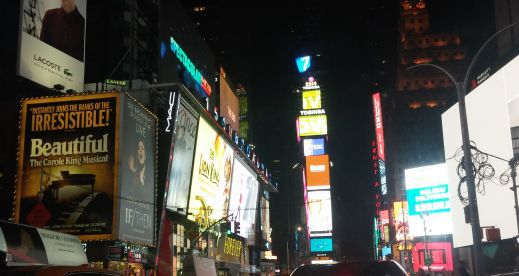 Times Square, global, city, popular