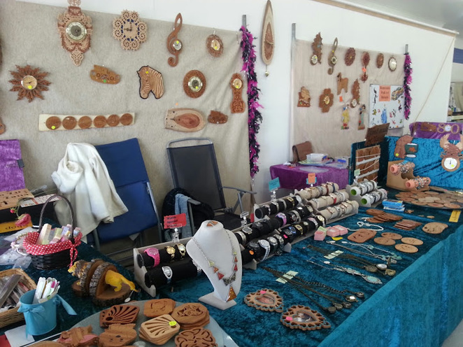 Wood, Maree's Wood & Watches, Redcliffe Markets