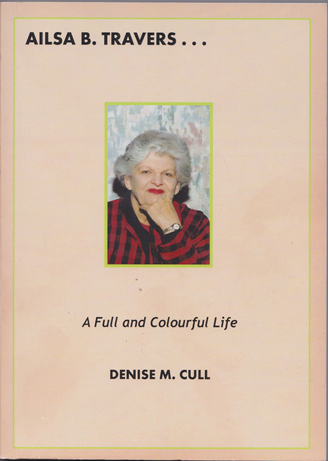 Ailsa Travers, Elder, Denise M Cull, Community Theatre