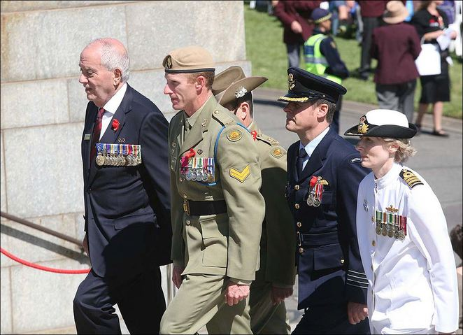 ANZAC Day celebrates the courage, bravery, and sacrifices of the men and women in service.