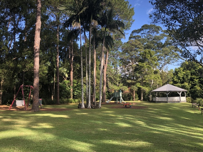 Bangalow, Byron Bay, parklands, playground, weir, park