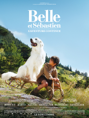 Belle and Sebastian movie poster