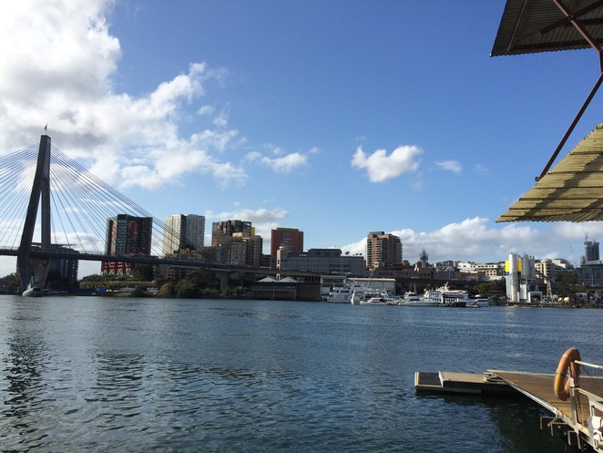 Blackwattle Bay