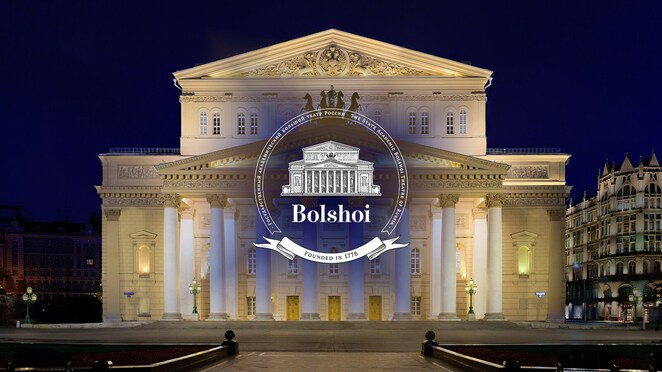 Bolshoi ballet, marquee tv, theatre at home
