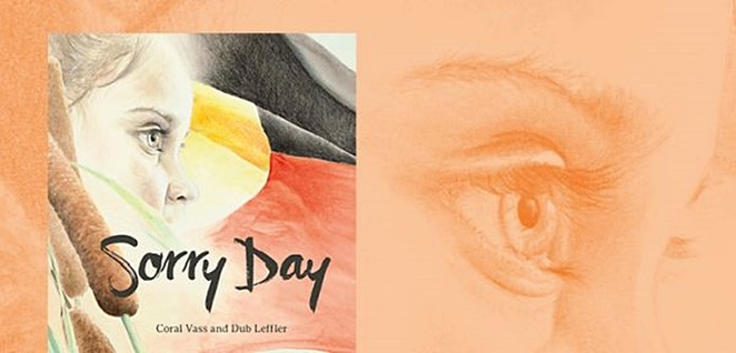 Book Launch at the National Library on 26th May - Children's book Sorry Day, written by Coral Vass and illustrated by Dub Leffler, national reconciliation week, national reconciliation day, canberra, 2018, events, national library of australia,