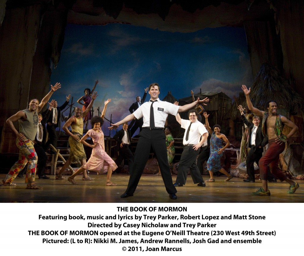 The book of mormon musical melbourne - The book of mormon box office ...