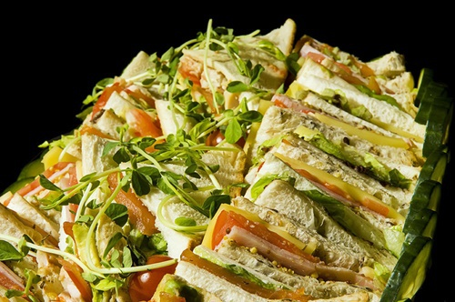 Catering by fresh Provisions