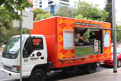 chimmichuri grill, adelaide food trucks
