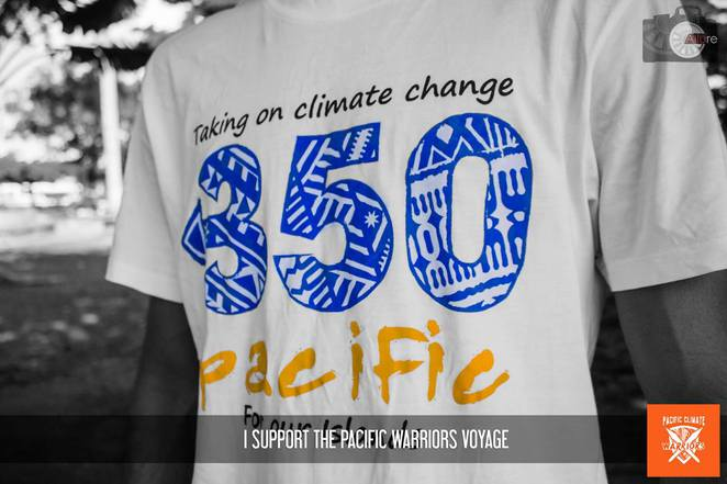 climate change, environment, benefit, pacific climate warriors