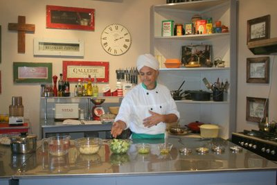 Cooking in Durban