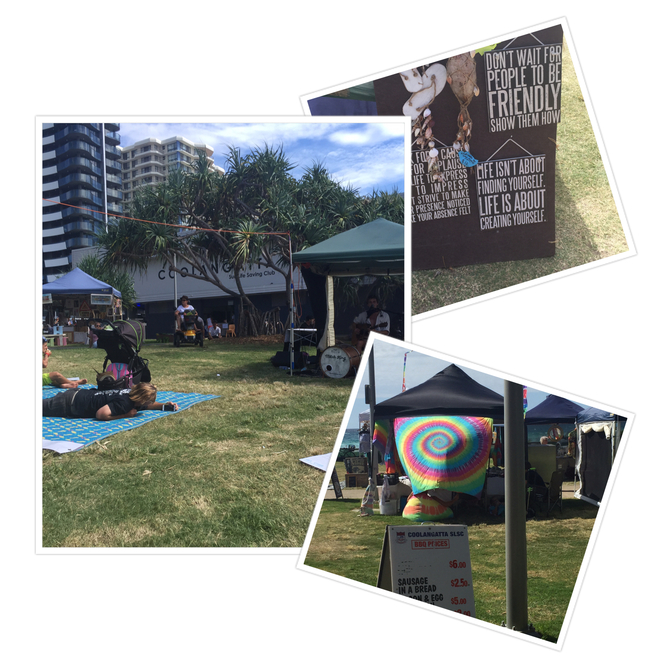 Coolangatta Beach Markets