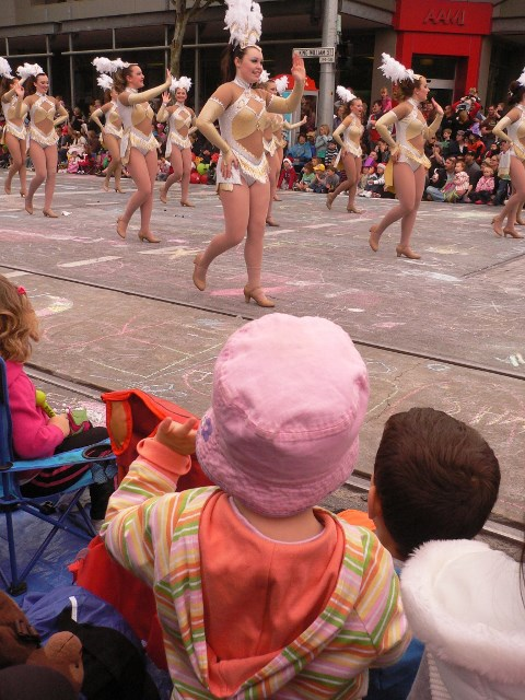 Credit Union Christmas Pageant, Adelaide, parade,