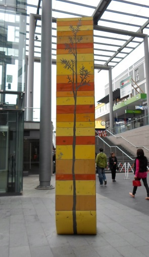 daniel tobin, public art, chatswood, transport interchange