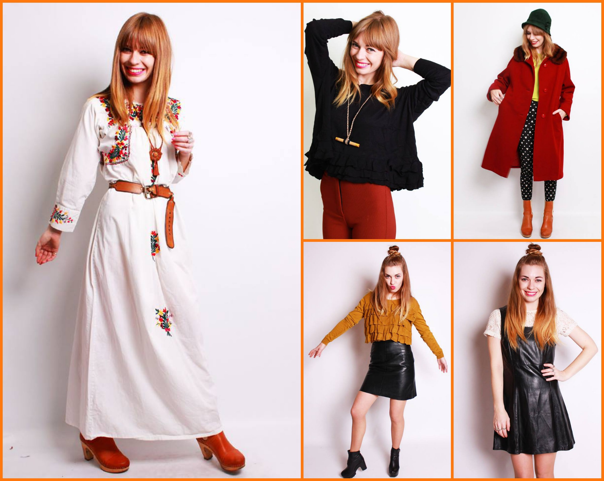Vintage Clothes Online Shop | Beauty Clothes