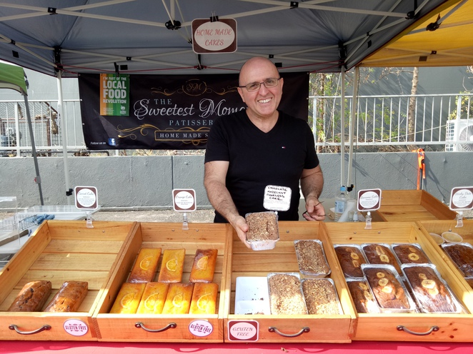 Farmers market, local producers, food, eat, market stalls, eltham
