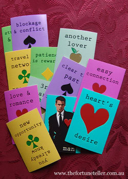 The Gypsy Love Cards