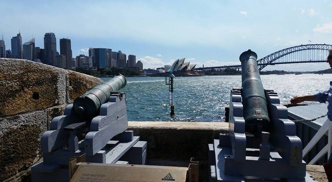 fort denison, fort denison restaurant, sydney restaurants with a view