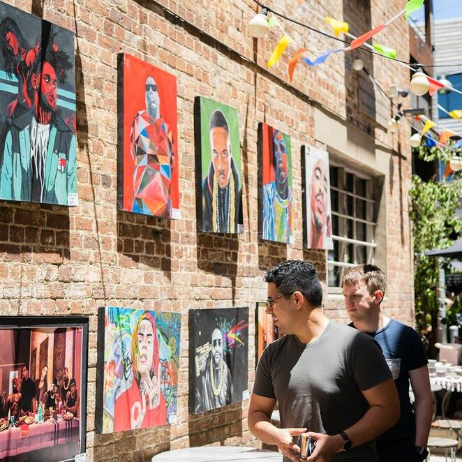 Free, Family, Shopping, Mother's Day, Fortitude Valley, Art & Crafts, Workshops, Near Brisbane