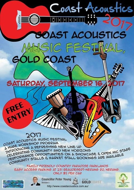 Gold Coast Acoustics Music Festival